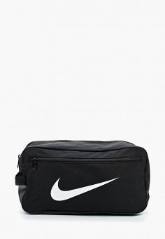 232a074ba82e Сумка спортивная, Nike, цвет: черный. Артикул: NI464BMUFB63. Спорт / Фитнес