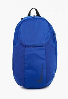 03bb6575 Рюкзак, Nike, цвет: синий. Артикул: NI464BUDMYX6. Аксессуары / Рюкзаки