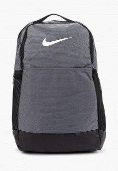 ad24854b Рюкзак, Nike, цвет: серый. Артикул: NI464BUFLAL4. Аксессуары / Рюкзаки