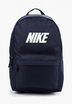 8e911d008481 Рюкзак, Nike, цвет: синий. Артикул: NI464BUFLAM3. Аксессуары / Рюкзаки