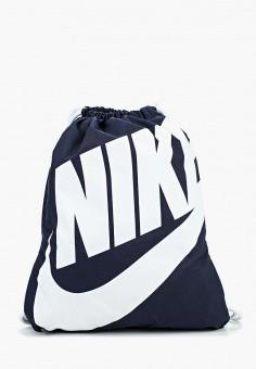 9f6a782b8ba3 Мешок, Nike, цвет  синий. Артикул  NI464BUPLB26. Аксессуары   Рюкзаки