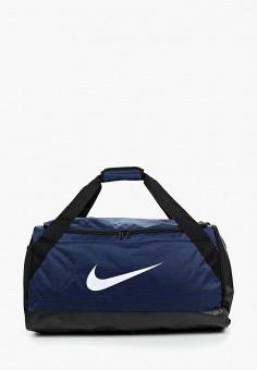 ae1ff1fe4063 Сумка спортивная, Nike, цвет: синий. Артикул: NI464BURYL80. Аксессуары /  Сумки
