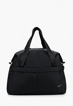 e611d1cf7e9c Сумка спортивная, Nike, цвет: черный. Артикул: NI464BWAAAM6. Аксессуары /  Сумки