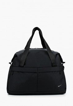61148bd6a03d Сумка спортивная, Nike, цвет: черный. Артикул: NI464BWAAAM6. Аксессуары /  Сумки