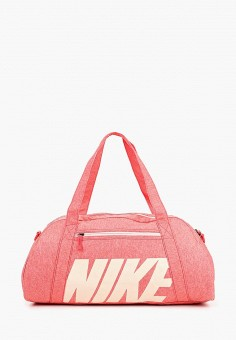 661738c765796c Сумка спортивная, Nike, цвет: розовый. Артикул: NI464BWDMZB8. Аксессуары /  Сумки