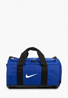 975d3a3e Сумка спортивная, Nike, цвет: синий. Артикул: NI464BWDMZC3. Аксессуары /  Сумки