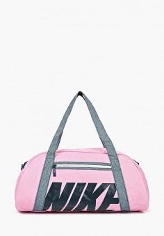 f4f02ea7 Сумка спортивная, Nike, цвет: розовый. Артикул: NI464BWDSHA4. Спорт / Все
