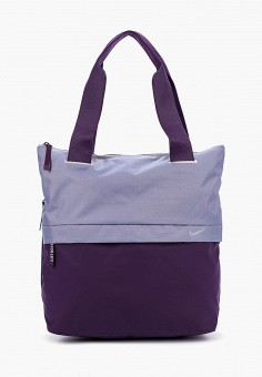 47538830 Сумка спортивная, Nike, цвет: фиолетовый. Артикул: NI464BWFLAR4. Аксессуары  / Сумки