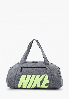 863103e8 Сумка спортивная, Nike, цвет: голубой. Артикул: NI464BWFLAT7. Аксессуары /  Сумки