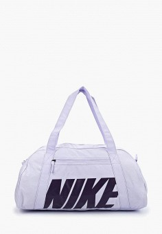 3abd57fc020d62 Сумка спортивная, Nike, цвет: фиолетовый. Артикул: NI464BWFLAT9. Аксессуары  / Сумки