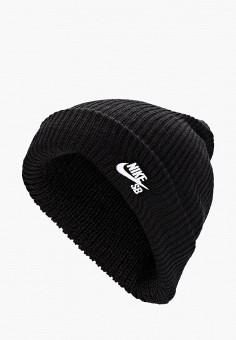 aac4037a Шапка, Nike, цвет: черный. Артикул: NI464CUCHO52. Аксессуары / Головные  уборы