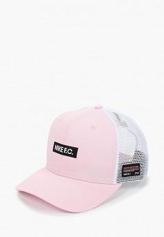 Бейсболка, Nike, цвет  розовый. Артикул  NI464CUDMYU0. Аксессуары    Головные уборы 502cf6ddedb