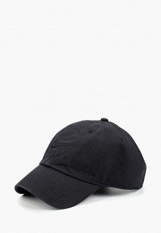 2769dbbf58c Бейсболка, Nike, цвет: черный. Артикул: NI464CUFLAI4. Аксессуары / Головные  уборы