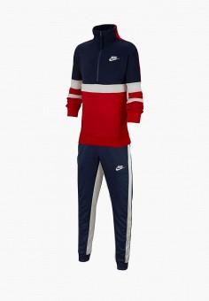 f67afe5a Костюм спортивный, Nike, цвет: красный, синий. Артикул: NI464EBDSIP2.  Мальчикам