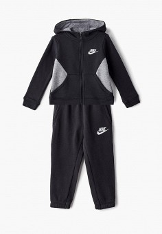 1f54ddc7 Костюм спортивный, Nike, цвет: черный. Артикул: NI464EBEPLM7. Мальчикам /  Одежда