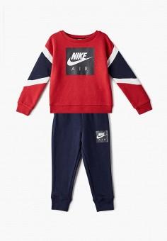 961c6e02 Костюм спортивный, Nike, цвет: красный, синий. Артикул: NI464EBEPLM9.  Мальчикам