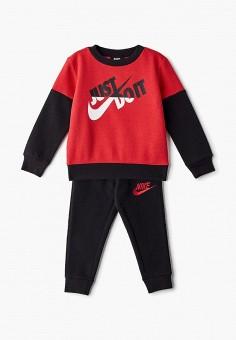 338e1faa Костюм спортивный, Nike, цвет: красный, черный. Артикул: NI464EBEPLN2.  Мальчикам