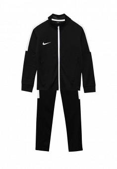 02356a3c Костюм спортивный, Nike, цвет: черный. Артикул: NI464EBUFF47. Мальчикам /  Одежда