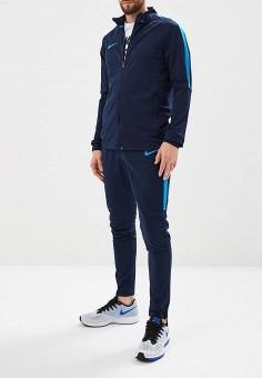 Костюм спортивный, Nike, цвет  синий. Артикул  NI464EMBBJA5. Спорт   Футбол 4cb39fcc811