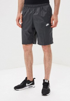3ae98c8f Шорты спортивные, Nike, цвет: серый. Артикул: NI464EMBWHR6. Одежда / Шорты