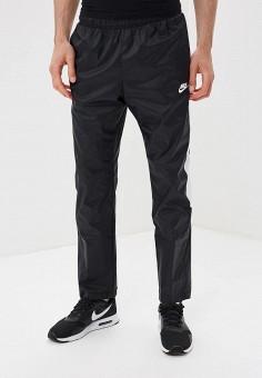 Брюки спортивные, Nike, цвет  черный. Артикул  NI464EMBWHS5. Одежда   Брюки 37365b3d660