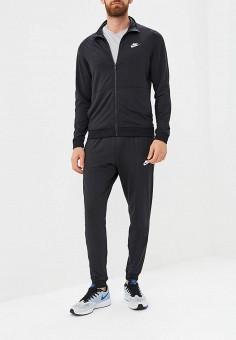 9d18eec1 Костюм спортивный, Nike, цвет: черный. Артикул: NI464EMBWHS9. Спорт / Все