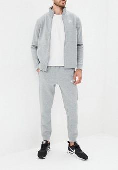 Костюм спортивный, Nike, цвет  серый. Артикул  NI464EMBWHT7. Одежда    Спортивные ddc78f09a5e