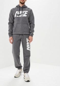 d95c74fb Костюм спортивный, Nike, цвет: серый. Артикул: NI464EMBWIS0. Одежда /  Спортивные