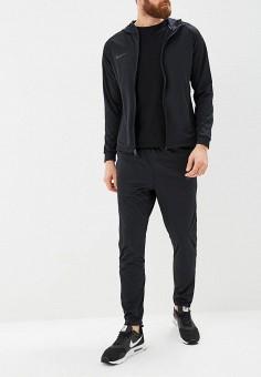 Костюм спортивный, Nike, цвет  черный. Артикул  NI464EMCMJF0. Одежда    Спортивные 060abff3faa