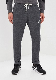 Брюки спортивные, Nike, цвет  серый. Артикул  NI464EMCMKG1. Одежда   Брюки 8afc5c289b4
