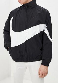 501ff43d Ветровка, Nike, цвет: черный. Артикул: NI464EMDNDD0. Одежда / Верхняя одежда