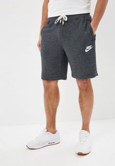 f72b5df6 Шорты спортивные, Nike, цвет: серый. Артикул: NI464EMDNDF1. Одежда / Шорты