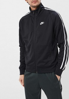 33fcff2a Олимпийка, Nike, цвет: черный. Артикул: NI464EMDNDM0. Одежда / Толстовки и