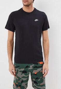 f0ddd96d Футболка, Nike, цвет: черный. Артикул: NI464EMDNEU3. Одежда / Футболки и