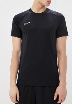 f80683d4d2f4a Футболка, Nike, цвет: черный. Артикул: NI464EMDNFF3. Одежда / Футболки и