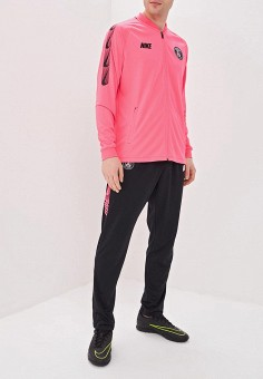 c26348e6 Костюм спортивный, Nike, цвет: розовый, черный. Артикул: NI464EMDNFI0.  Одежда