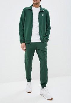 c8815935 Костюм спортивный, Nike, цвет: зеленый. Артикул: NI464EMDNFI1. Одежда /  Спортивные