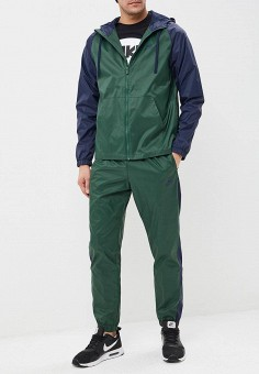 5cb26f3f Костюм спортивный, Nike, цвет: зеленый. Артикул: NI464EMDNFI3. Одежда /  Спортивные