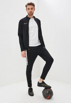 a5356c6d Костюм спортивный, Nike, цвет: черный. Артикул: NI464EMDNFI5. Спорт / Все