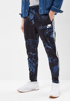 Брюки спортивные, Nike, цвет  черный. Артикул  NI464EMDNFM9. Одежда   Брюки cc285cfaecb