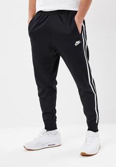 1d1c8feb Брюки спортивные, Nike, цвет: черный. Артикул: NI464EMDNFO1. Одежда / Брюки