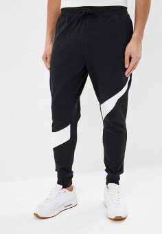 1d31fe8a Брюки спортивные, Nike, цвет: черный. Артикул: NI464EMDNFO8. Одежда / Брюки
