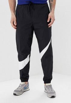dd7b5bdd Брюки спортивные, Nike, цвет: черный. Артикул: NI464EMDNFP5. Одежда / Брюки