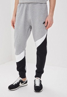 a69c2611 Брюки спортивные, Nike, цвет: серый. Артикул: NI464EMDNFQ4. Одежда / Брюки