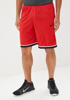 6e36fe22 Шорты спортивные, Nike, цвет: красный. Артикул: NI464EMETPR5. Спорт /  Баскетбол