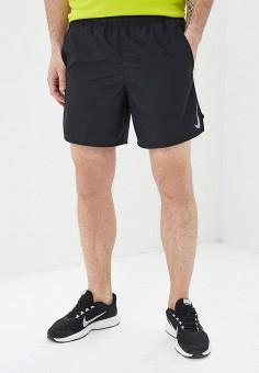 8e47de4a Шорты спортивные, Nike, цвет: черный. Артикул: NI464EMETPS8. Одежда / Шорты