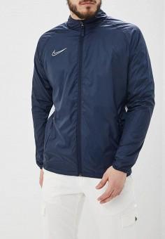 ccb75013 Ветровка, Nike, цвет: синий. Артикул: NI464EMETPU8. Одежда / Верхняя одежда