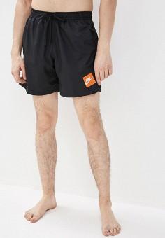 17d99923 Шорты для плавания, Nike, цвет: черный. Артикул: NI464EMETPZ6. Одежда /