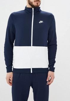 772fcd14 Костюм спортивный, Nike, цвет: синий. Артикул: NI464EMETQK8. Одежда /  Спортивные