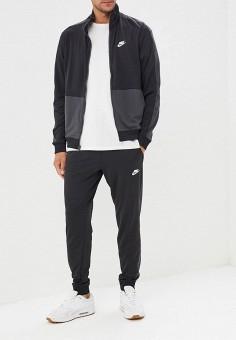 95829d5c Костюм спортивный, Nike, цвет: черный. Артикул: NI464EMETQK9. Одежда /  Спортивные